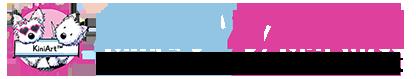 KiniArt header logo