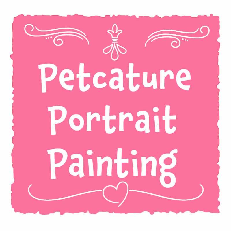 KiniArt Pet Portrait Painting