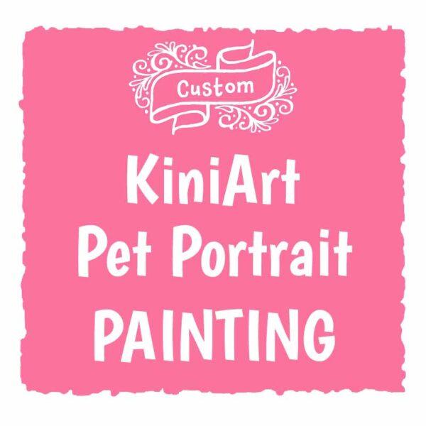 KiniArt Pet Portrait