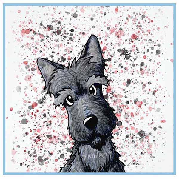KiniArt Scottish Terrier Art