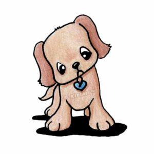 KiniArt Yittle Puppy