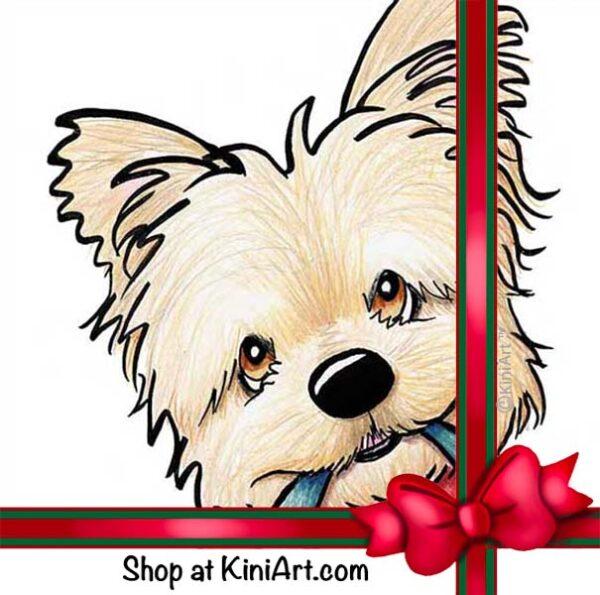 Norwich terrier art