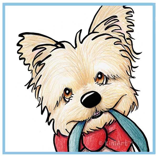 KiniArt Terrier