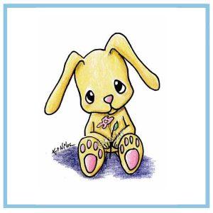 KiniArt Yittle Bunny