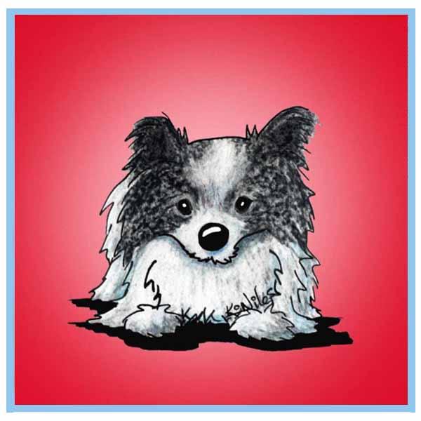 KiniArt Pomeranian