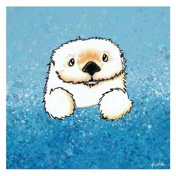 KiniArt Sea Otter