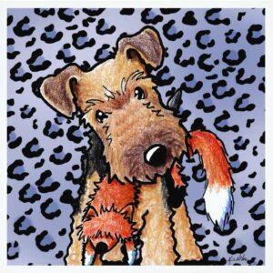 KiniArt Welsh Terrier