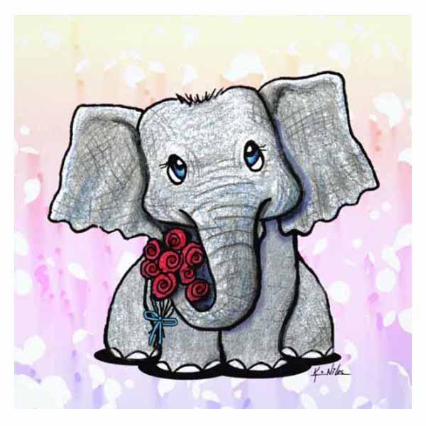 KiniArt Elephant