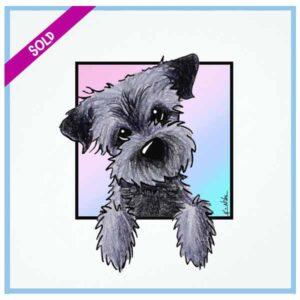 KiniArt Dog Art