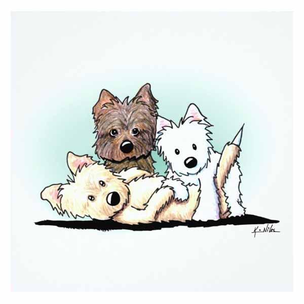 KiniArt Terriers
