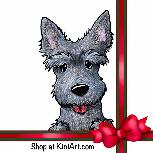 KiniArt Scottish Terrier