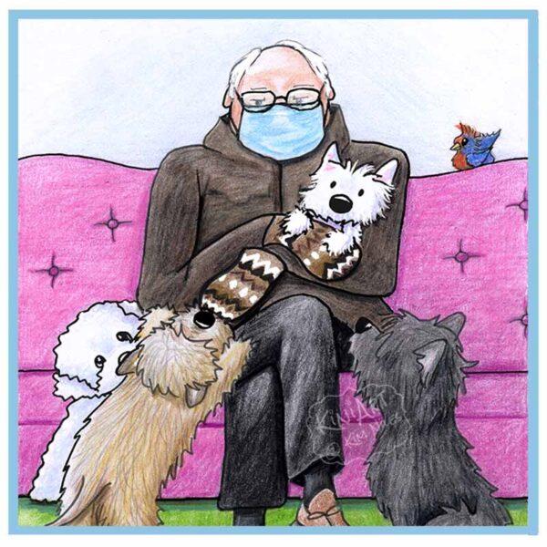 Bernie Mittens & Friends
