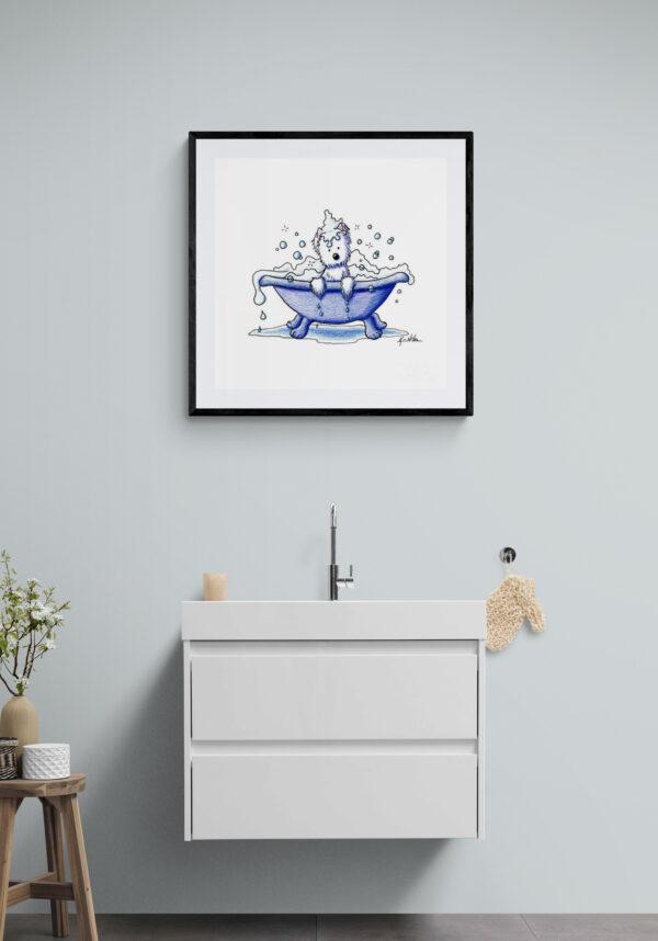 Muggles Bubble Bath